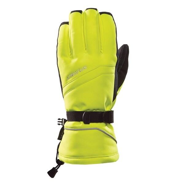 Seirus HWS Hi Vis Yellow Yukon Men's Glove