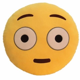Emoji Face Pillow