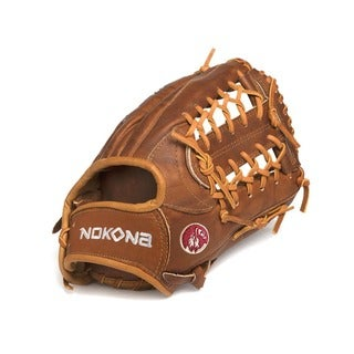 Nokona Walnut Baseball Glove Modified Trap 11.50-inch Right Handed Thrower / WB-1150M/L
