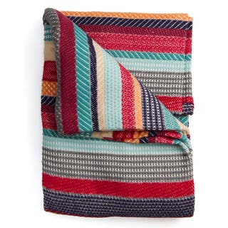 Pendleton Chimayo Garnet Blanket|https://ak1.ostkcdn.com/images/products/11586568/P18527070.jpg?impolicy=medium