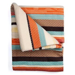 Pendleton Chimayo Coral Blanket|https://ak1.ostkcdn.com/images/products/11586569/P18527071.jpg?impolicy=medium
