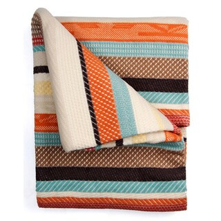 Pendleton Chimayo Coral Blanket (3 options available)