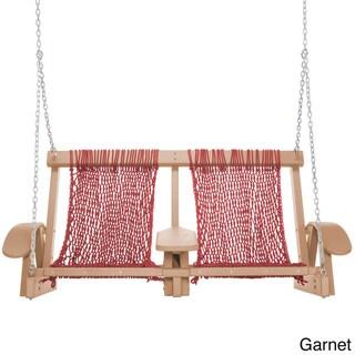 Coastal Duracord Cedar Swing