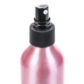 SHANY Pink Aluminium 6 oz Empty Bottle