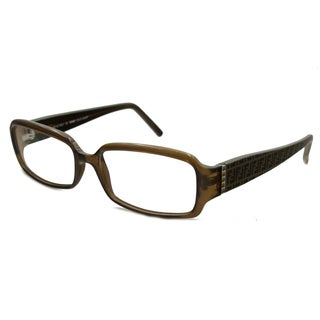 Fendi Women's F839R Rectangular Optical Frame