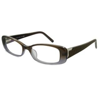 Fendi Women's F967 Rectangular Optical Frame