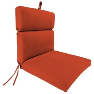 Jordan Manufacturing Spectrum Grenadine French Edge Chair Cushion