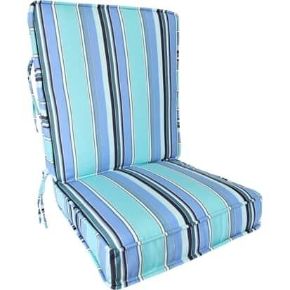 Jordan Manufacturing Sunbrella Dolce Oasis Deep Seat Chair Cushion