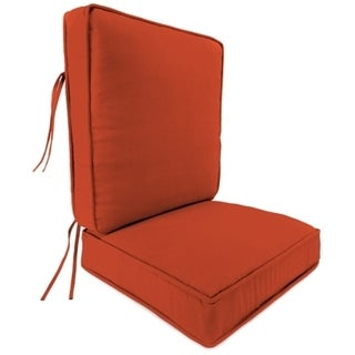 Jordan Manufacturing Sunbrella Spectrum Grenadine Deep Seat Chair Cushion