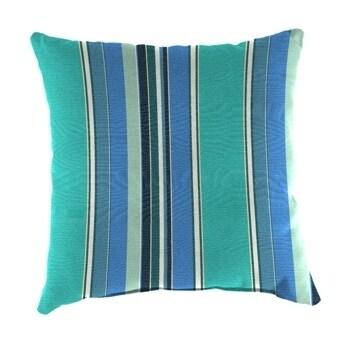 Jordan Manufacturing Sunbrella Dolce Oasis Wicker Pillow