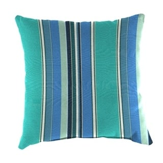 Jordan Manufacturing Sunbrella Dolce Oasis Wicker Pillow