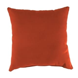 Jordan Manufacturing Wicker Pillow in Spectrum Grenadine