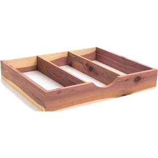 Red Cedar Wood Tie Box (1 Box)