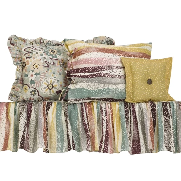 Penny Lane Cotton Bedding Set