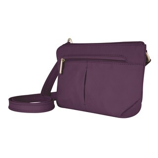 Travelon Anti-Theft Classic Light Convertible Crossbody Messenger/ Waist Pack