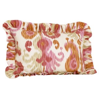 Sundance Ruffled Pillow Sham