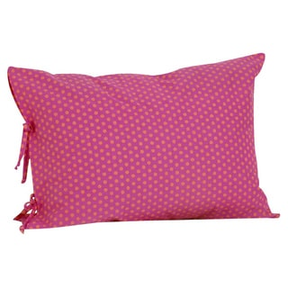 Sundance Cotton Pillowcase with Ties
