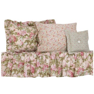 Tea Party Cotton Bedding Set