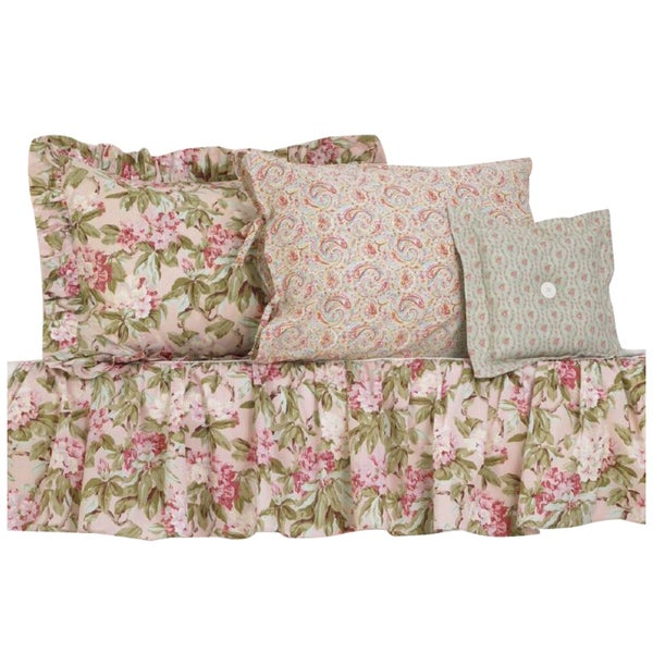 Tea Party Cotton Bedding Set