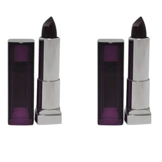 Maybelline Color Sensational Lipstick #1005 Midnight Plum