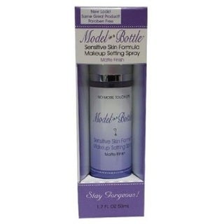 Model in a Bottle 1.7-ounce Sensitive Skin Setting Spray