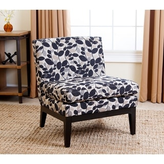 ABBYSON LIVING Dawson Floral Slipper Chair