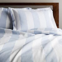 Barrado Stripe Coverlet