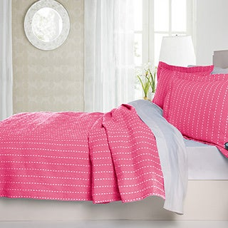 Skip Stitch Coverlet (3 options available)