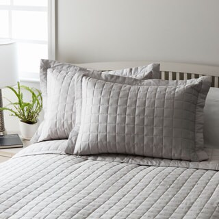 Sensation Quilted Sham (More options available)