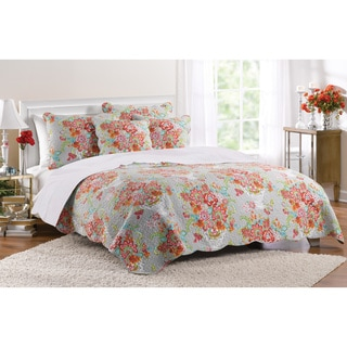 Greenland Home Fashions  Brandi 3-piece Quilt Set