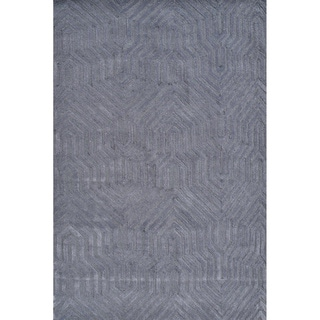 Hand-Hooked Surge /Polyester Rug (5'X8')