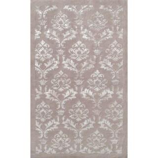 Hand-Tufted Rococo /Wool Rug (5'X8')