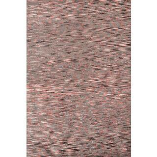 Hand-Tufted Mod Brush /Wool Rug (5'X8')