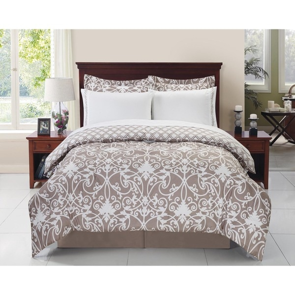 Solano Complete Bed in a Bag Comforter Set with Sheets