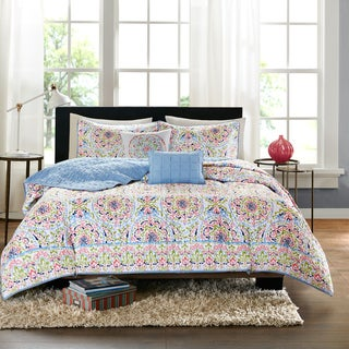 Intelligent Design Hayley 5-piece Coverlet Set