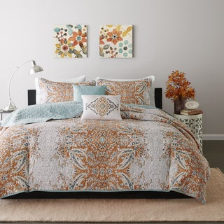 Intelligent Design Raina Coverlet Set