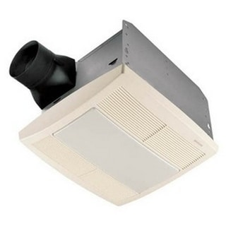 Broan Nutone QTRE110FLT Bath Ventilation Fan