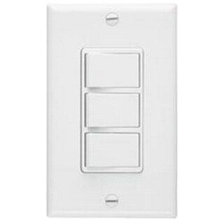 Broan NuTone 66W White Bath Fan Control