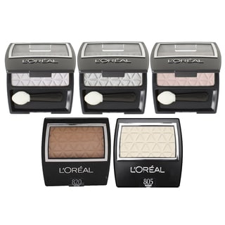 L'Oreal Paris Wear Infinite Eyeshadow 5-piece Set