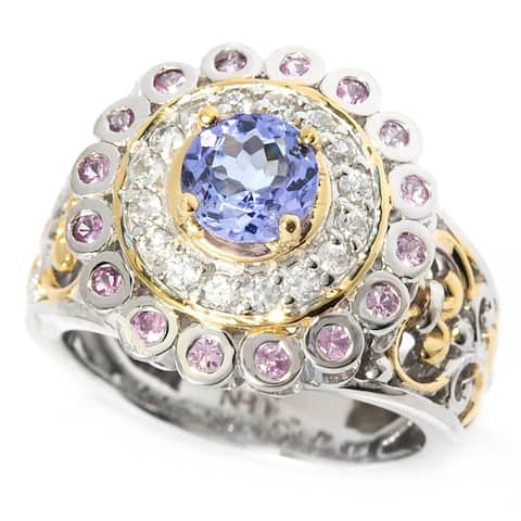 Michael Tanzanite Ring
