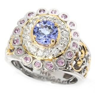 Michael Tanzanite Ring