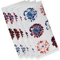 19-inch x 19-inch Gypsy Floral Floral Print Napkin