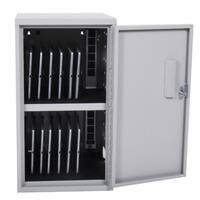Luxor 12 Unit Vertical Wall/ Desk Charging Box