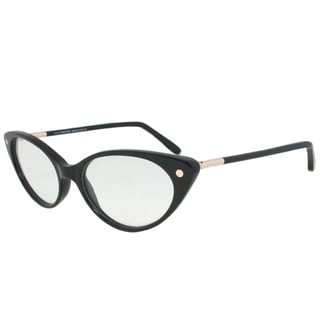 Tom Ford FT5189 001 Cateye Eyeglasses Frame