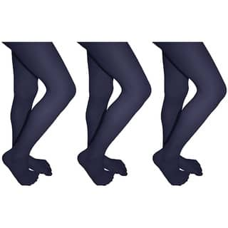 Butterfly Girls Lycra Opaque Tights (3-pack)|https://ak1.ostkcdn.com/images/products/11589861/P18529812.jpg?impolicy=medium