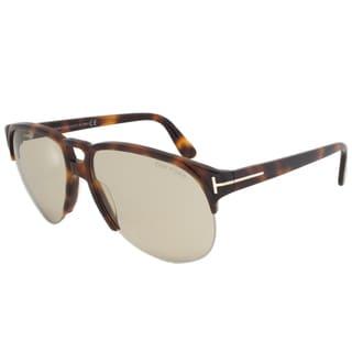 Tom Ford FT0472 56E Trevor Oval Sunglasses