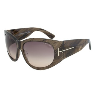 Tom Ford FT0404 50B Filicity Oval Sunglasses