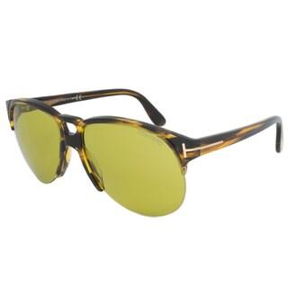 Tom Ford FT0472 41N Trevor Oval Sunglasses