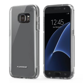 PureGear Slim Shell PRO Case for Samsung Galaxy S7