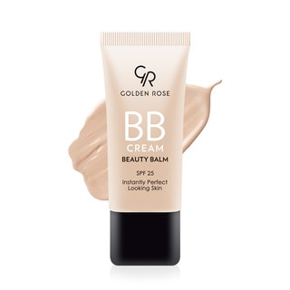 Golden Rose BB Cream Beauty Balm SPF 25 Oil-free Foundation